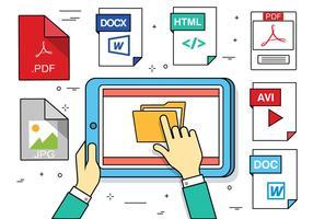 Documents vectoriels gratuits