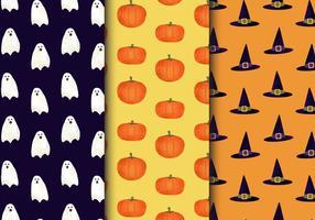 Modèles d'Halloween sans soudure gratuits