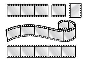 Vecteurs de variante négative photo vecteur