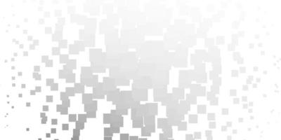 mise en page gris clair avec des lignes, des rectangles.