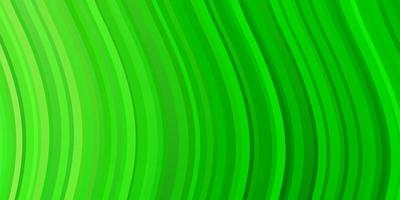 fond vert clair avec des lignes ironiques.