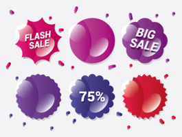 Badges Flash Prix