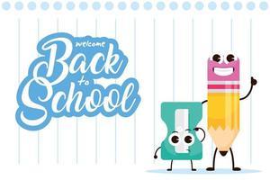 l'école kawaii fournit des personnages pour la rentrée scolaire