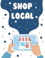soutenir la composition de campagnes commerciales locales