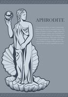 Vecteur d'Aphrodite