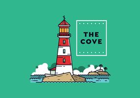Vecteur de Cove gratuit
