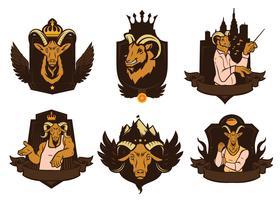 Vecteur de Rams Logo