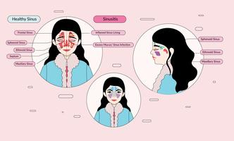 Vecteur de sinus