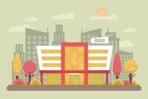 Vecteurs de centre commercial gratuit