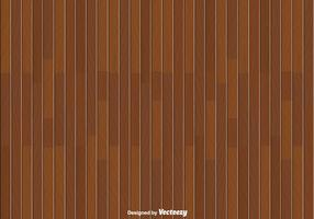 Modèle sans couture de planches de bois dur de vecteur