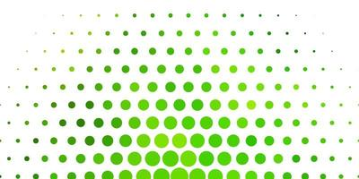 fond vert clair avec des taches. vecteur