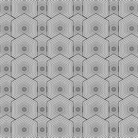 motif géométrique sans soudure, motif géométrique modifiable pour les arrière-plans vecteur