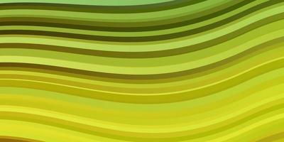 modèle vert avec des lignes. vecteur