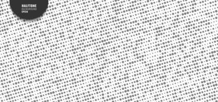motif en pointillé aléatoire gris simple abstrait vecteur
