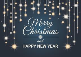Éléments de fond gratuits Happy New Year