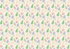 EARMARKED Fleur Pastel Pattern