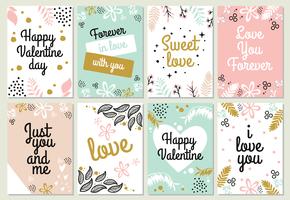 Cartes Valentine