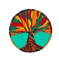 arbre de la vie vecteur