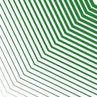 conception de fond rayé vert vecteur