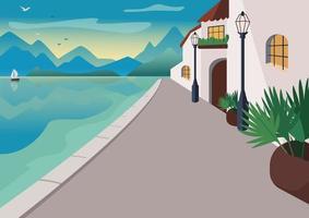 village balnéaire