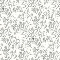 motif floral sans soudure