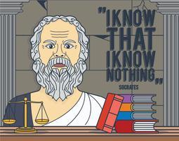Vecteur de Socrate