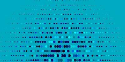 modèle vectoriel bleu foncé, vert avec des sphères.
