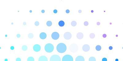 fond de vecteur rose clair, bleu avec des taches.