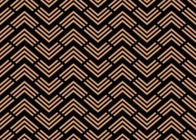 modèle sans couture. fond géométrique. motif art déco et folk. chevrons, ornement de losanges. impression textile, conception de sites Web, toile de fond abstraite. vecteur
