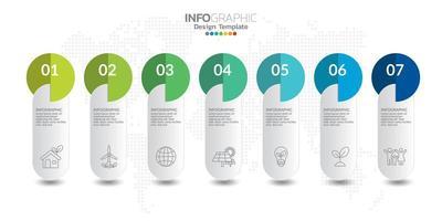 éléments infographiques pour le contenu, diagramme, organigramme, étapes, parties, chronologie, flux de travail, graphique.