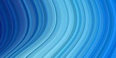 modèle vectoriel bleu clair avec des lignes ironiques.