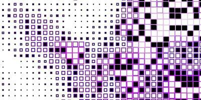 fond de vecteur violet clair dans un style polygonal.