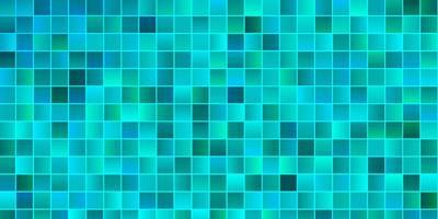 modèle vectoriel bleu clair dans un style carré.