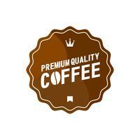 Modèle de Logo de Coffee Shop vecteur