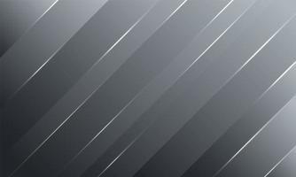 fond de rayures dégradées sombres avec des lignes lumineuses brillantes vecteur