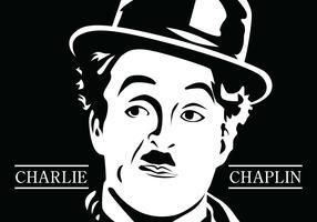 Charlie Chaplin vecteur