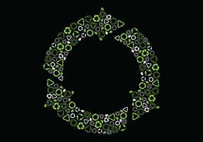 Biodégradable vecteur