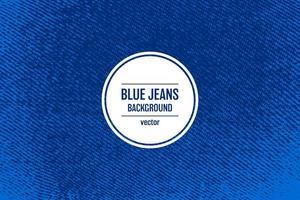illustration de conception de vecteur de fond de texture de jeans
