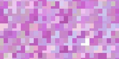 fond de vecteur violet clair, rose avec des rectangles.