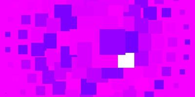 disposition de vecteur violet clair avec des lignes, des rectangles.