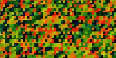 fond de vecteur multicolore clair dans un style polygonal.