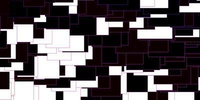 toile de fond de vecteur violet foncé, rose avec des rectangles.