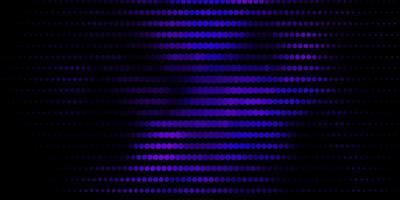 Disposition de vecteur violet foncé, rose avec des formes de cercle.