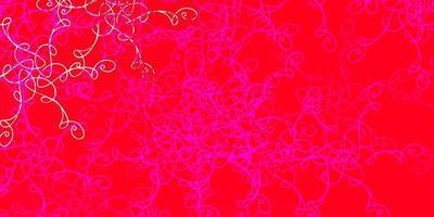 fond de vecteur rose clair avec des lignes.