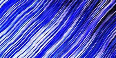 texture vecteur violet clair avec des courbes.