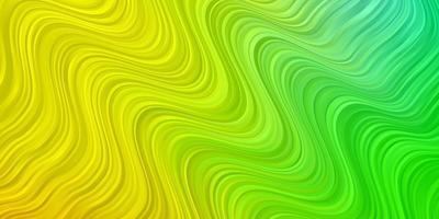 disposition de vecteur multicolore clair avec des lignes ironiques.