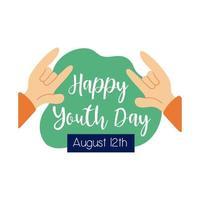 bonne journée de la jeunesse