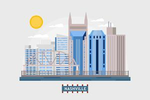 Nashville Vecteurs vecteur