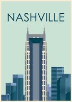 Nashville vecteur