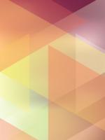 Papier peint abstrait de téléphone portable Prism vecteur
